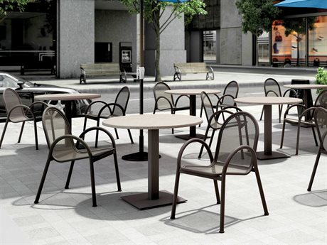 Homecrest Passport Aluminum Dining Set