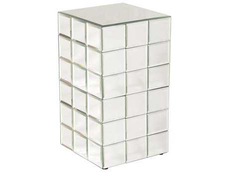 Howard Elliott Antares 10 x 10 White Pedestal