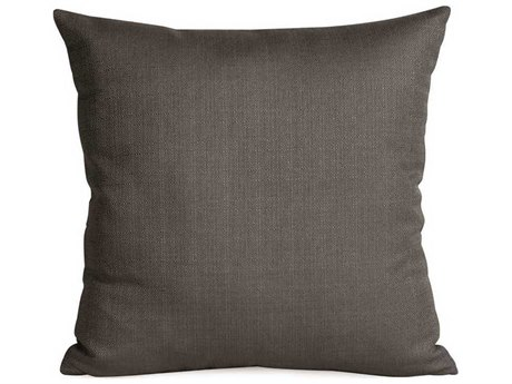Howard Elliott Sterling Charcoal 16'' x 16'' Pillow