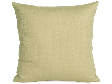 Howard Elliott Square 16 x 16 Green Pillow