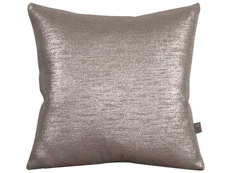Howard Elliott Glam Pewter 16 x 16 Pillows