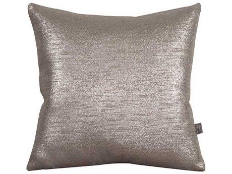 Howard Elliott Glam Pewter 16'' x 16'' Pillow