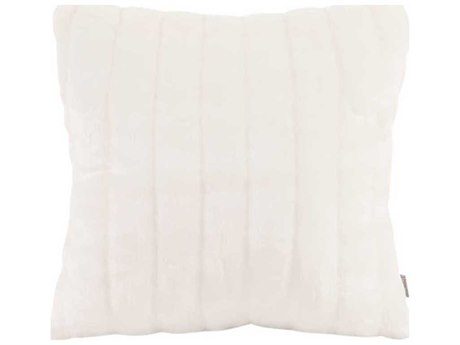Howard Elliott Mink Snow 16'' x 16'' Pillow