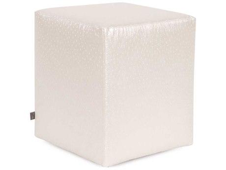 Howard Elliott Ostrich Pearl Universal Cube