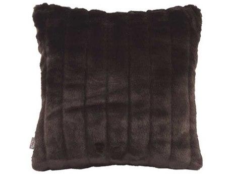 Howard Elliott Mink Brown 16'' x 16'' Pillow