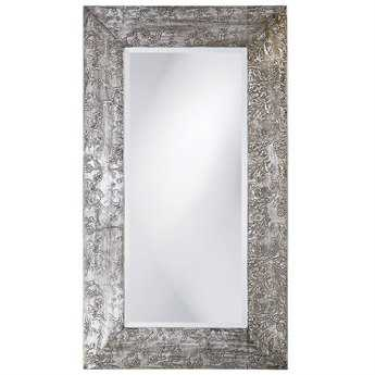Howard Elliott Napier 26 x 46 Grey Wall Mirror