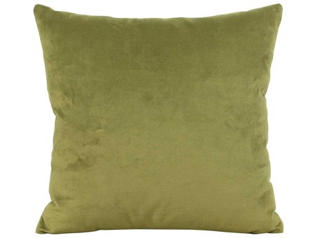 Howard Elliott Square 20 x 20 Green Pillow