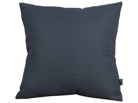 Howard Elliott Square 20 x 20 Blue Pillow