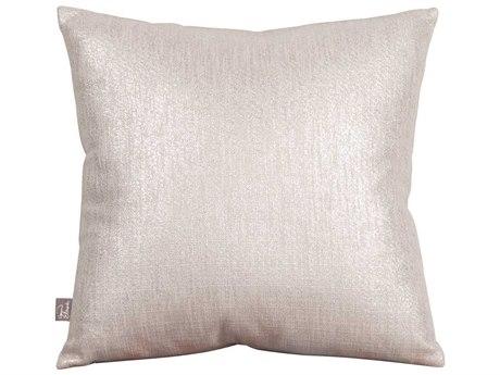 Howard Elliott Square 20 x 20 Beige Pillow