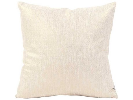 Howard Elliott Glam Snow 20'' x 20'' Pillow