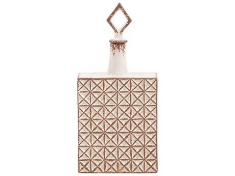 Howard Elliott Medium Geometric Design Jar