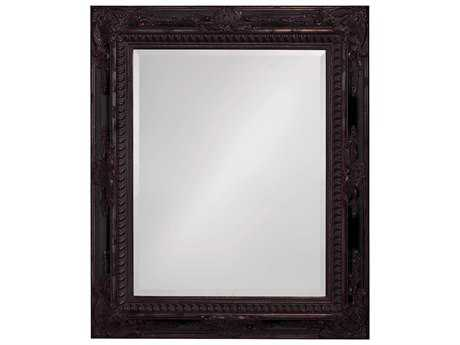 Howard Elliott Monaco 30 x 37 Mottled Wall Mirror