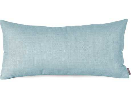 Howard Elliott Kidney 11 x 22 Blue Pillow