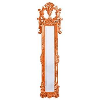 Howard Elliott Thackery 11 x 58 Orange Floor Mirror