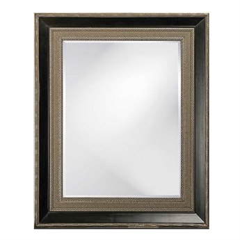 Howard Elliott Arnaud 43 x 53 Small Rectangle Wall Mirror
