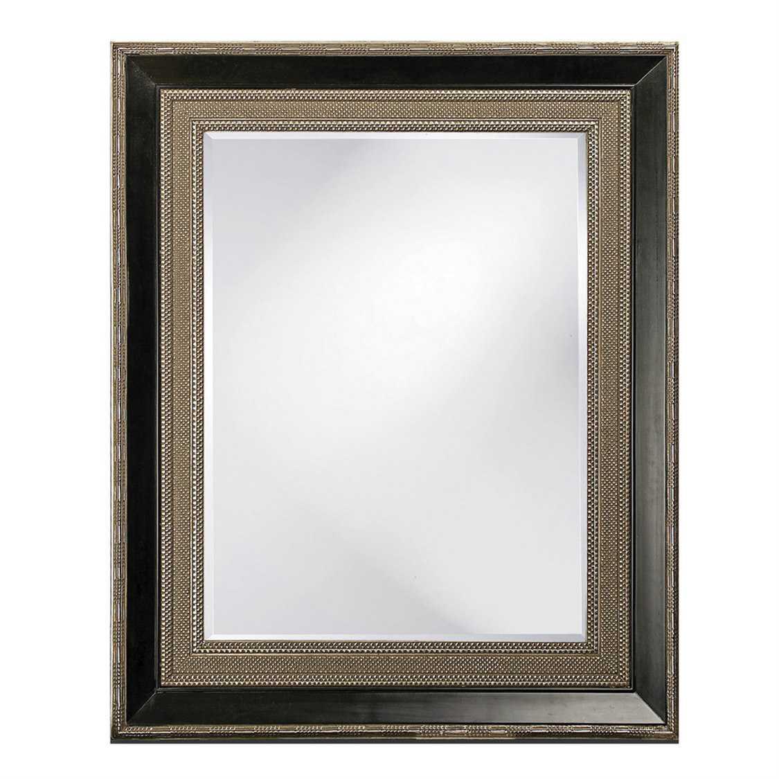Howard elliott arnaud 43 x 53 small rectangle wall mirror for Small wall mirrors