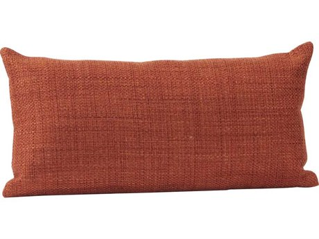Howard Elliott Kidney 11 x 22 Orange Pillow