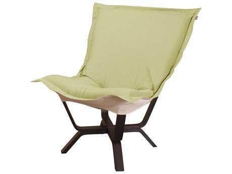 Howard Elliott Sterling Willow Milan Puff Chair