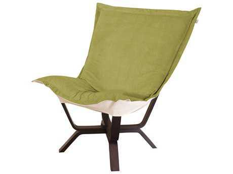 Howard Elliott Bella Moss Milan Puff Chair