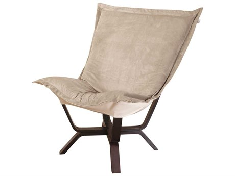 Howard Elliott Bella Sand Milan Puff Chair