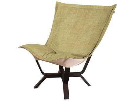 Howard Elliott Coco Peridot Milan Puff Chair