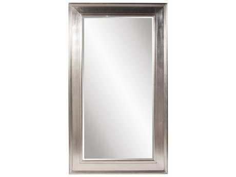 Howard Elliott Christian 49 x 85 Silver Wall Mirror