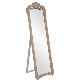 Howard Elliott Monticello 22 x 71 Wall Mirror