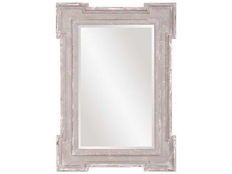 Howard Elliott Rhett 29.5'' W x 41.5'' H Rustic Taupe Wall Mirror