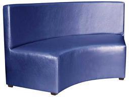 Howard Elliott Radius 66 x 27 Purple Bench