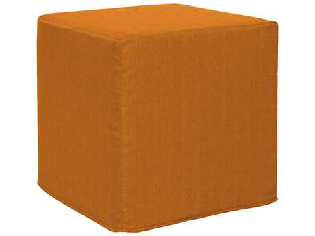 Howard Elliott Sterling Canyon No Tip Block Ottoman