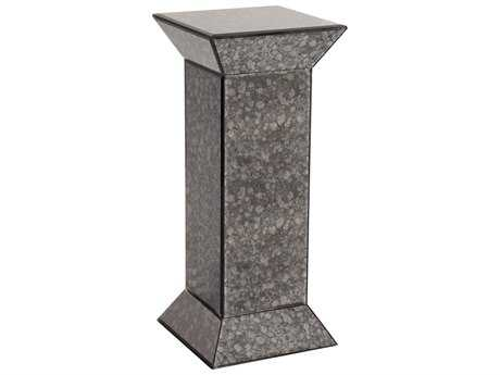 Howard Elliott Atlas 12 x 12 Gray Pedestal