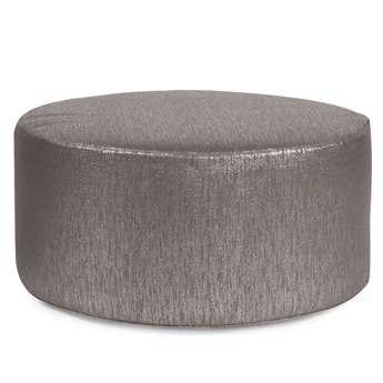 Howard Elliott Universal Round 36 Dia x 18 Brown Ottoman Cover