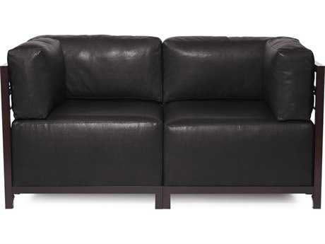 Howard Elliott Axis 65 x 32.5 Modular Loveseat