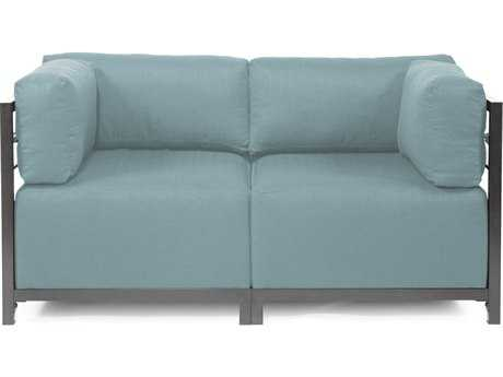 Howard Elliott Axis Sterling Breeze Axis Two-Piece Sectional Sofa