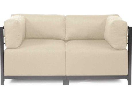 Howard Elliott Axis Sterling Sand Two-Piece Sectional Sofa