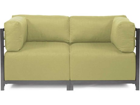 Howard Elliott Axis Sterling Willow Two-Piece Sectional Sofa