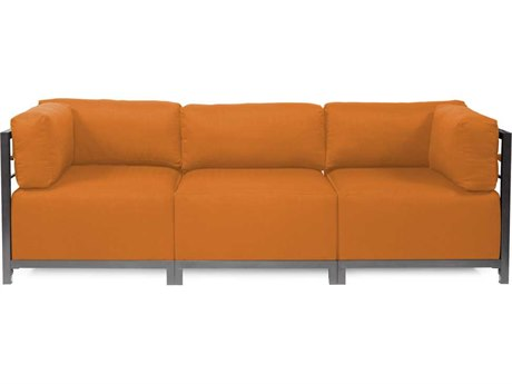 Howard Elliott Axis Sterling Canyon Three-Piece Sectional Sofa