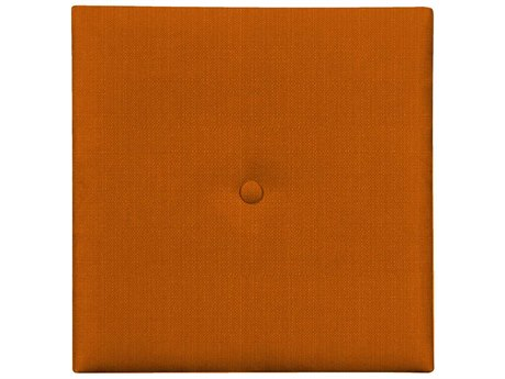 Howard Elliott Pixel 16 x 16 Orange Wall Art Panel
