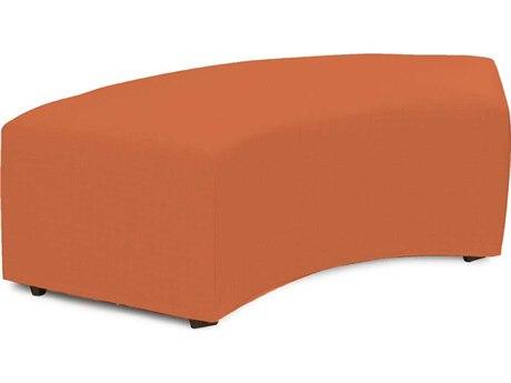 Howard Elliott Seascape Orange Universal Bench