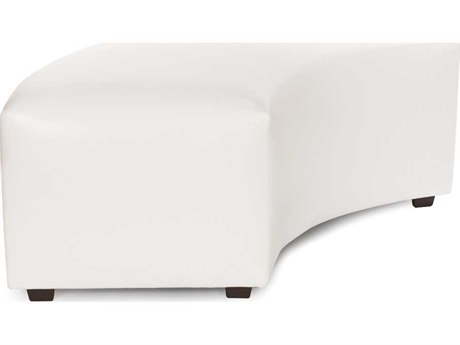 Howard Elliott Atlantis White Universal Radius Bench