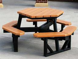 Frog Furnishings Picnic Tables Category