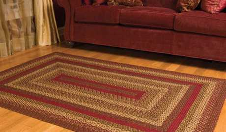 Sale. IHF Rugs Cinnamon Rectangular Red Area Rug