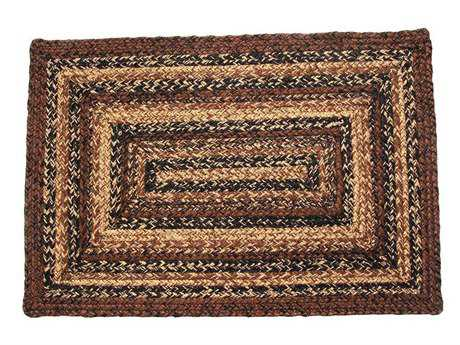 IHF Rugs Capuccino Rectangular Brown Area Rug