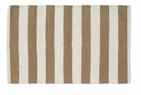 IHF Rugs Au Natural Rectangular Beige Area Rug