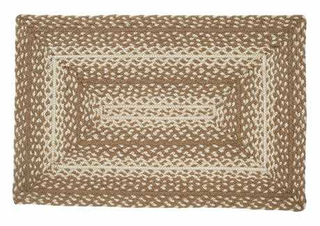 IHF Rugs Oatmeal Rectangular Beige Area Rug