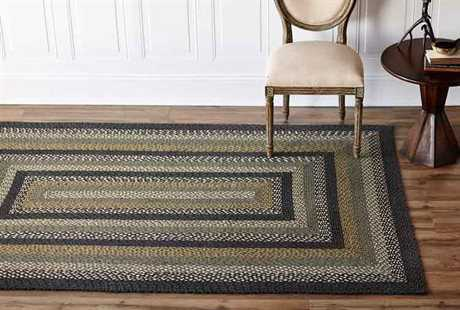 IHF Rugs Dartmouth Rectangular Gray & Beige Area Rug