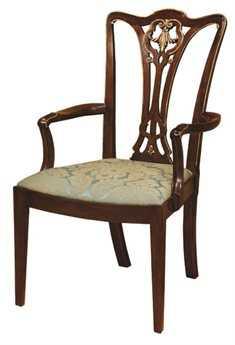 Henkel Harris Chippendale Arm Chair