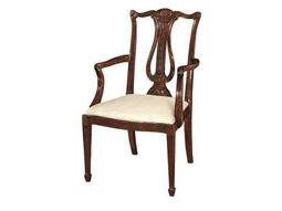 Henkel Harris Lyre Back Arm Chair