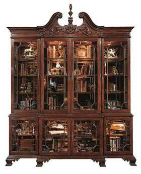 Henkel Harris Connoisseur Cabinet