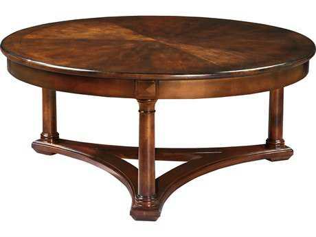 Hekman European Legacy 42 Round Coffee Table